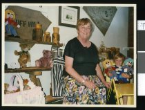 Image of Elaine Iverson & Hannah Little - Timaru Herald Photographs, Personalities Collection