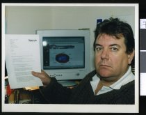 Image of Dave Jack - Timaru Herald Photographs, Personalities Collection
