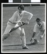 Image of Bruce Jarvis, cricketer - Timaru Herald Photographs, Personalities Collection
