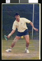 Image of Brett Jenkins, tennis player - Timaru Herald Photographs, Personalities Collection