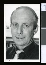 Image of Allen Johnson - Timaru Herald Photographs, Personalities Collection