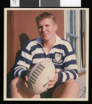 Image of Rugby player Sam Johnstone - Timaru Herald Photographs, Personalities Collection