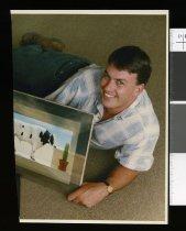 Image of Evan Jones - Timaru Herald Photographs, Personalities Collection