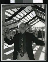 Image of Principal Mackenzie College Warren Jowett - Timaru Herald Photographs, Personalities Collection