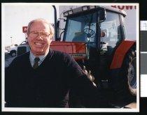 Image of Bob Judd, Brown Wood Motors - Timaru Herald Photographs, Personalities Collection