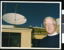 Image of Roger Keen - Timaru Herald Photographs, Personalities Collection