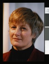 Image of Christine Kelland - Timaru Herald Photographs, Personalities Collection