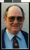 Image of Timaru Taxis' Peter Kelland - Timaru Herald Photographs, Personalities Collection