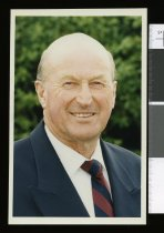 Image of Trevor Kemp - Timaru Herald Photographs, Personalities Collection