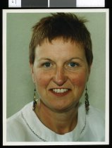 Image of Linda Kenny, Midlands Squash - Timaru Herald Photographs, Personalities Collection