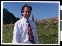 Image of Marty Kimble, Mainland Minerals - Timaru Herald Photographs, Personalities Collection