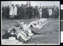 Image of Norman Kirk's funeral - Timaru Herald Photographs, Personalities Collection