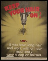 Image of Keep your hair on!