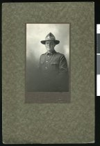 Image of Alister Ross, circa 1918 -
