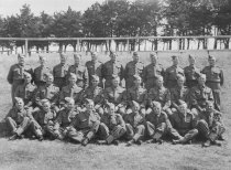 Image of 3rd platoon, 18th Company, National Military Reserve, 1942 -