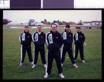 Image of South Canterbury Rugby Football Union representatives - Timaru Herald Photographs, Personalities Collection