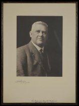 Image of Hon. Alexander Donald MacLeod, Minister of Lands - Burnett Collection