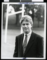 Image of Mark Leishman  - Timaru Herald Photographs, Personalities Collection