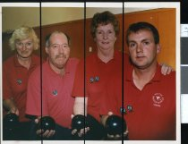 Image of Indoor bowlers - Timaru Herald Photographs, Personalities Collection