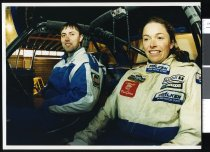 Image of Mark Leonard and Leeanne Johns - dTimaru Herald Photographs, Personalities Collection