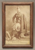 Image of 'A man of Lewis' Callum MacLeod - Burnett Collection