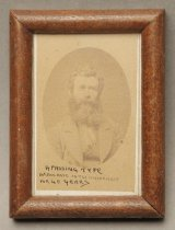 Image of A passing type, Mr Jock Kaye - Burnett Collection