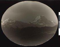 Image of Aoraki Mount Cook - Burnett Collection
