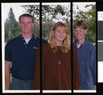 Image of Mackenzie College's head students