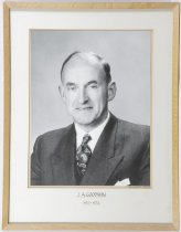 Image of J A Goodwin 1957-1974 -