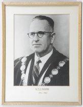 Image of A E S Hanan 1942-1950 -