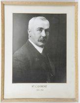 Image of W M C Raymond 1919-1921 -