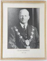 Image of T W Satterthwaite 1931-1936 -