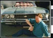 Image of Ian Lord, Falcon and Fairlane Club - Timaru Herald Photographs, Personalities Collection