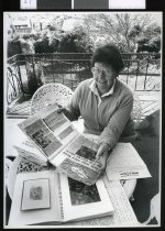 Image of Anne Lovegrove  - Timaru Herald Photographs, Personalities Collection
