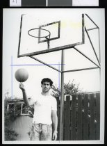 Image of Darryl Lowe, basketball player - Timaru Herald Photographs, Personalities Collection