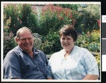 Image of Warren and Jody Lyttle - Timaru Herald Photographs, Personalities Collection
