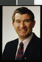 Image of Malcolm McDonald, Trustbank - Timaru Herald Photographs, Personalities Collection