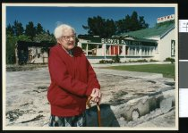 Image of Nina MacKintosh - Timaru Herald Photographs, Personalities Collection