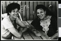Image of Salome Mair and Gertrude Fester - Timaru Herald Photographs, Personalities Collection