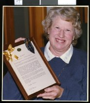 Image of Gwen Malthus, Country Womens Institute - Timaru Herald Photographs, Personalities Collection