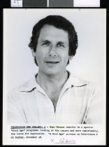 Image of Hugo Manson - Timaru Herald Photographs, Personalities Collection