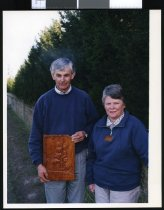 Image of Brian and Anne Marsden - Timaru Herald Photographs, Personalities Collection