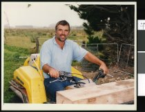 Image of Carew farmer David Martin  - Timaru Herald Photographs, Personalities Collection