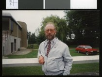 Image of Peter  Maslin - Timaru Herald Photographs, Personalities Collection