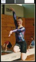 Image of Anna Matthews, gymnast - Timaru Herald Photographs, Personalities Collection