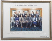 Image of Strathallan County Council 1983-1986