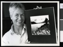 Image of Sue Matthews - Timaru Herald Photographs, Personalities Collection