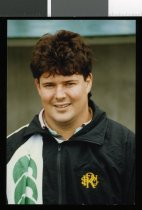 Image of John Mawhinney, rugby - Timaru Herald Photographs, Personalities Collection