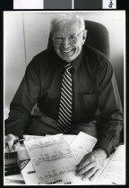 Image of Ken B Meade  - Timaru Herald Photographs, Personalities Collection
