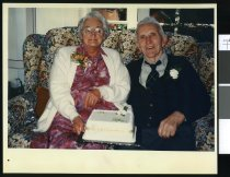 Image of Muriel and Jock Mellis - Timaru Herald Photographs, Personalities Collection